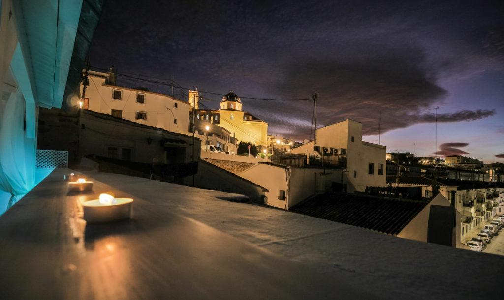 Casa Carmen Altea - Terrace